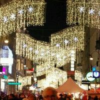 8/12/2012 tarihinde Mennan B.ziyaretçi tarafından Kärntner Straße'de çekilen fotoğraf