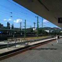 Foto tomada en Kelenföldi pályaudvar por sugi el 8/13/2012
