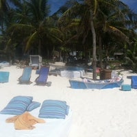 Photo prise au Be Tulum Hotel par Eric S. le6/15/2012