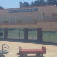 Das Foto wurde bei Monterey Regional Airport (MRY) von Alejandro A. am 9/7/2012 aufgenommen