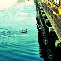 6/1/2012 tarihinde Nick D.ziyaretçi tarafından Boston Sail Loft'de çekilen fotoğraf