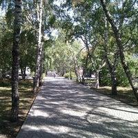 Снимок сделан в Парк-аллея «Восход» пользователем Alexander S. 9/11/2012