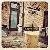 Photo taken at Lola Coffee by Sabrina M. on 7/3/2012