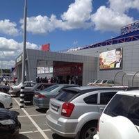 Das Foto wurde bei ТРЦ «Караван» / Karavan Mall von Ayman am 6/27/2012 aufgenommen
