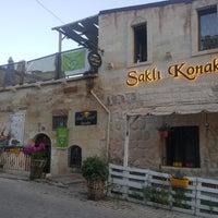 Das Foto wurde bei Saklı Konak von duygu emine b. am 7/22/2018 aufgenommen