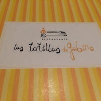 3/18/2014 tarihinde Anna B.ziyaretçi tarafından Las Tortillas de Gabino'de çekilen fotoğraf