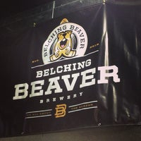 1/31/2013にJoel L.がBelching Beaver Breweryで撮った写真