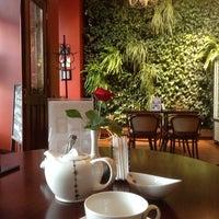 Photo taken at Tea & Coffee garden by Aleksandra F. on 7/7/2013