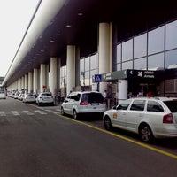 Снимок сделан в Aeroporto di Milano Malpensa (MXP) пользователем Sergey L. 6/22/2013