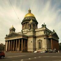 Снимок сделан в Исаакиевская площадь пользователем Максим Р. 6/5/2013