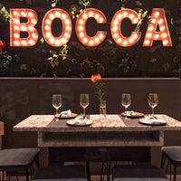 Photo prise au Bocca Restaurant par Ging P. le11/3/2019