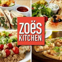 Zoes Kitchen - Mediterranean Restaurant