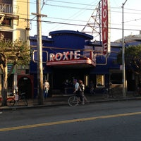 Снимок сделан в Roxie Cinema пользователем Andrew P. 4/23/2013