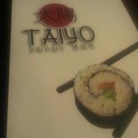 3/16/2013 tarihinde Kiko B.ziyaretçi tarafından Taiyo Sushi Bar'de çekilen fotoğraf
