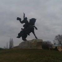 Снимок сделан в Площадь Суворова пользователем Max R. 4/3/2013