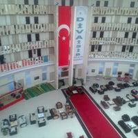 Photo prise au Divaisib Termal Resort Hotel & Spa par Erkan K. le3/23/2013