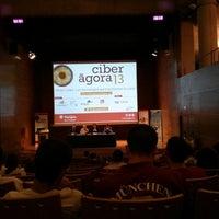 Foto tirada no(a) Palau Firal i de Congressos de Tarragona por Ana Belén P. em 7/4/2013
