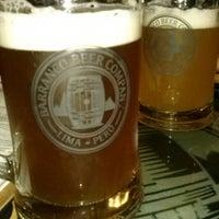 Foto scattata a Barranco Beer Company da Martin il 11/10/2013