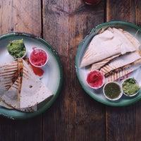 7/4/2015 tarihinde Kirsty L.ziyaretçi tarafından NETA Mexican Street Food'de çekilen fotoğraf