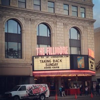 รูปภาพถ่ายที่ The Fillmore Detroit โดย Tristan O. เมื่อ 10/7/2012