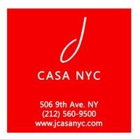 Das Foto wurde bei J Casa Nyc von J Casa Nyc am 6/5/2018 aufgenommen
