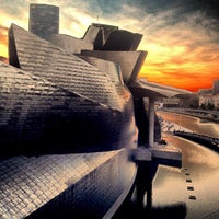 Foto tomada en Museo Guggenheim por Juan Carlos G. el 3/3/2013