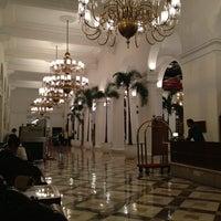 2/9/2013 tarihinde Caryl A.ziyaretçi tarafından Manila Hotel'de çekilen fotoğraf