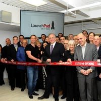 Das Foto wurde bei LaunchPad Long Island von LaunchPad Long Island am 12/9/2016 aufgenommen