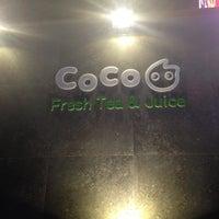 Foto tirada no(a) CoCo Fresh Tea & Juice por Evelyn Y. em 9/25/2013