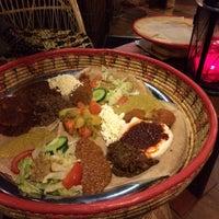 1/11/2014에 Isabelle H.님이 Abyssinia Afrikaans Eetcafe에서 찍은 사진