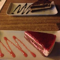 Das Foto wurde bei Cafe Villa Bistro von HSN YLDZ am 6/30/2013 aufgenommen