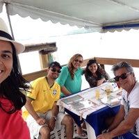 Foto tomada en Ilha das Caieiras por Karina S. el 6/7/2015