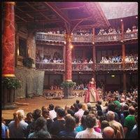 Das Foto wurde bei Shakespeare's Globe Theatre von Benny C. am 7/12/2013 aufgenommen