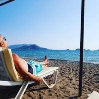 9/16/2018 tarihinde E.BEKİR Y.ziyaretçi tarafından Lykia Botanika Beach & Fun Club'de çekilen fotoğraf