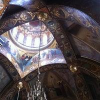 Снимок сделан в Успенское подворье монастыря Оптина пустынь пользователем Nataly B. 6/4/2013