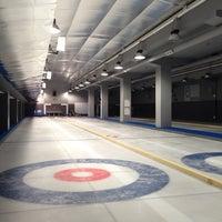 Снимок сделан в Московский кёрлинг-клуб / Moscow Curling Club пользователем LSR 6/4/2013