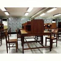 Photo prise au Miguel De Benavides Library par AILEX le9/9/2013