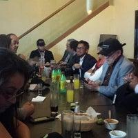 Das Foto wurde bei Río Restaurant MX von Manu am 12/17/2014 aufgenommen
