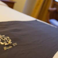 Foto tirada no(a) Hotel Francés por Hotel Francés em 1/6/2014