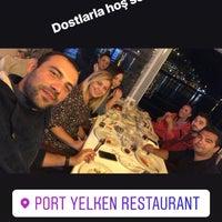 Foto tirada no(a) Port Yelken Restaurant por Frkn em 10/27/2018