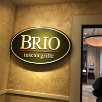 Photo taken at Brio Tuscan Grille by Tom B. on 12/17/2018