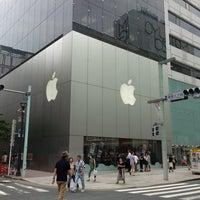 รูปภาพถ่ายที่ Apple Ginza โดย Nnkoji เมื่อ 7/14/2013