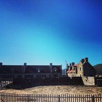 Foto tirada no(a) Fort Ticonderoga por April D. em 9/29/2013