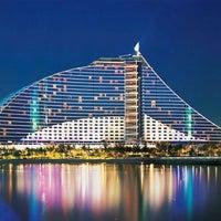 3/23/2013 tarihinde 🎀💞*Sweety*💞🎀ziyaretçi tarafından Jumeirah Beach Hotel'de çekilen fotoğraf