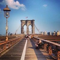 Das Foto wurde bei Brooklyn Bridge von Greg C. am 7/19/2013 aufgenommen