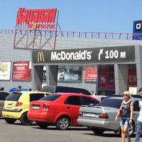 Das Foto wurde bei ТРЦ «Караван» / Karavan Mall von Антон П. am 5/9/2013 aufgenommen