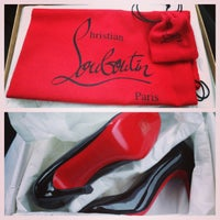 24eeb12af655 ... Photo taken at Christian Louboutin by Caitie S. on 3 9 2013 ...