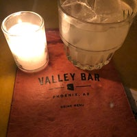 Photo taken at Valley Bar by Ryan P. on 11/21/2019