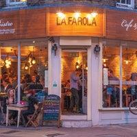 Foto tirada no(a) La Farola Cafe & Bistro por La Farola Cafe & Bistro em 4/23/2014