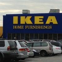 Photo Taken At Ikea Long Island By Anne L On 4 13 2017